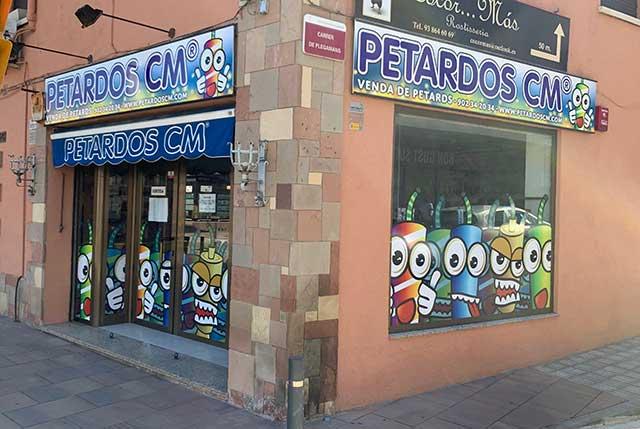 Petardos CM Palau Solità i Plegamans