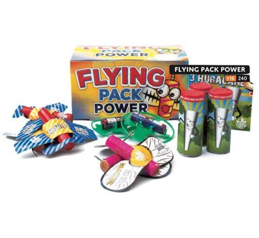 FLYING PACK POWER