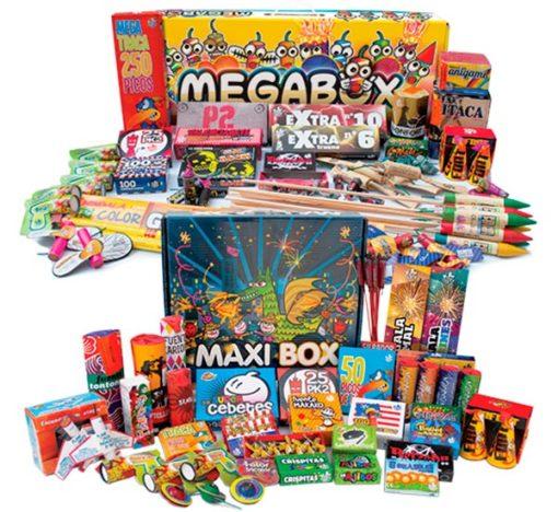 MEGA OFERTA MAXI BOX