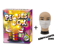 Petardos CM - Peques box + mascarilla