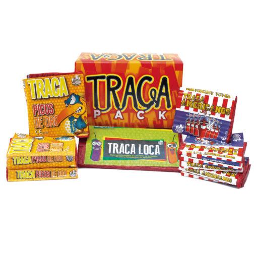 Pack de tracas de Petardos CM
