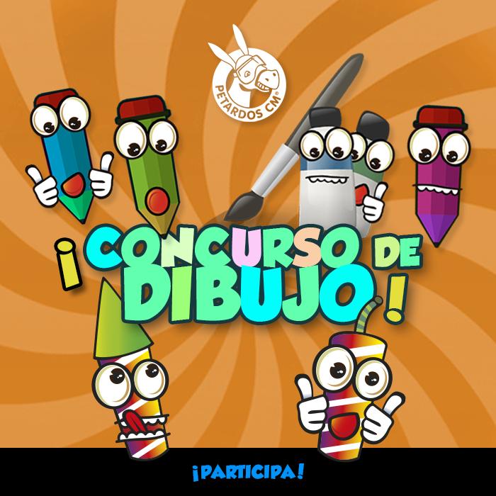 Concurso de dibujo de Petardos CM